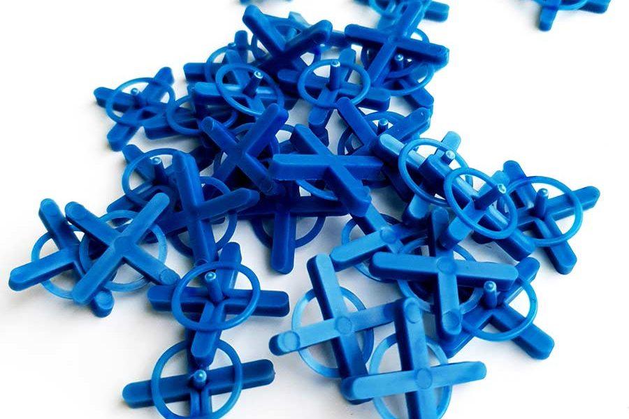 Krzyżąki do układania glazury i terakoty